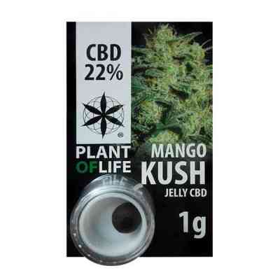 CBD JELLY 22% MANGO KUSH > Plant Of Life