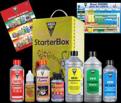 HESI - STARTERBOX HYDRO > Hesi