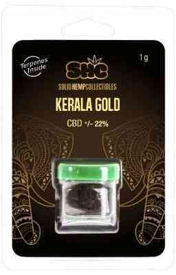 CBD POLLEN 22% KERALA GOLD > SHC