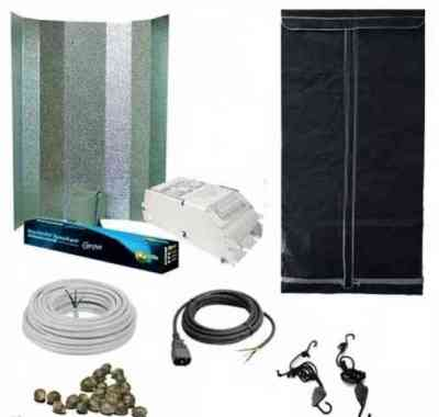 KIT GROW TENT V.2.0 (80x80x180) > Pure Tent