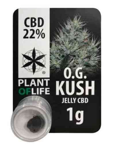 CBD JELLY 22% OG KUSH > Plant Of Life