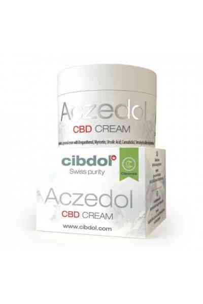 ACZEDOL CBD CRÈME > Cibdol