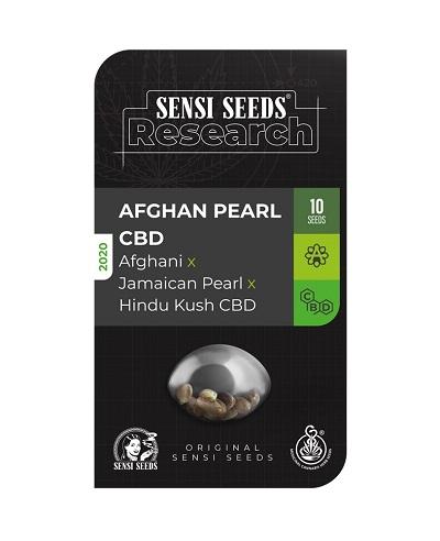 Afghan Pearl CDB Auto > Sensi Seeds