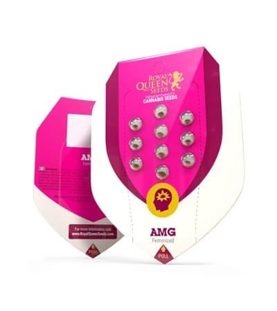 AMG - Amnesia Mac Ganja > Royal Queen Seeds