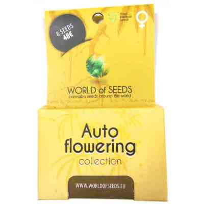 Autoflowering Collection > World of Seeds