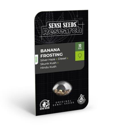 Banana Frosting > Sensi Seeds