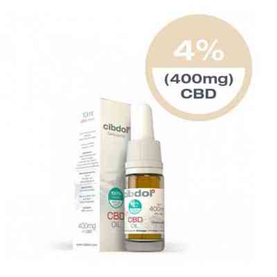 CBD Oil Normal 4% CBD > Cibdol