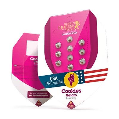 Cookies Gelato > Royal Queen Seeds