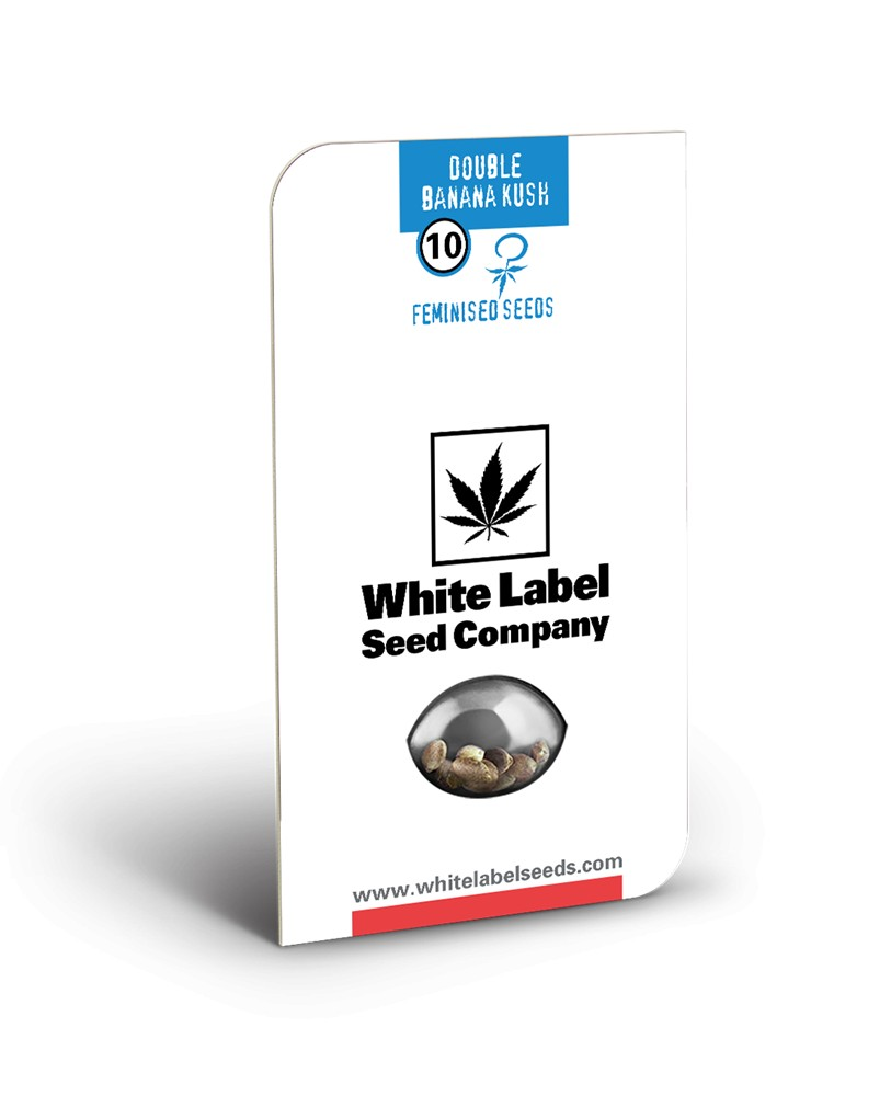 Double Banana Kush > White Label
