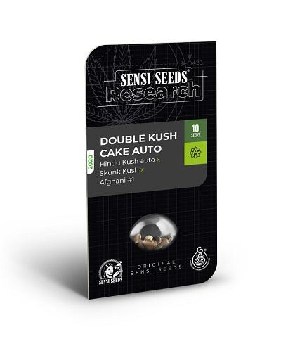 Double Kush Cake Auto > Sensi Seeds