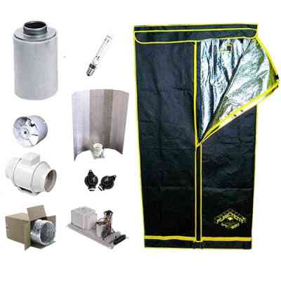 KIT GROW TENT V.2.0 (120x120x200) > Pure Tent