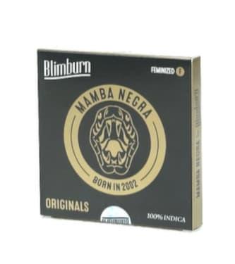 Mamba Negra > Blim Burn Seeds