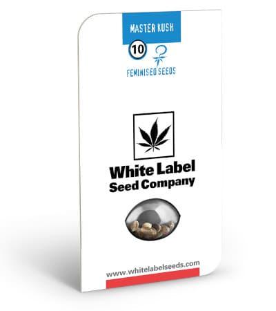 Master Kush > White Label Seeds