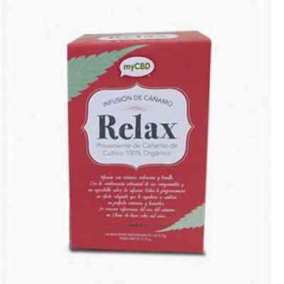 CBD Relax Tea > MyCBD