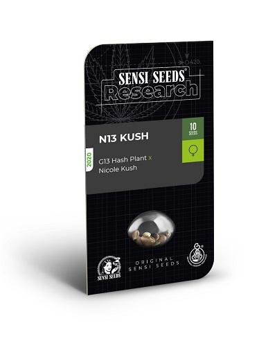 N13 KUSH > Sensi Seeds