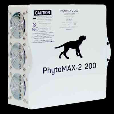 PhytoMAX-2 200 Grow Lights > Black Dog LED
