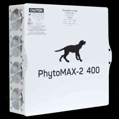 PhytoMAX-2 400 Grow Lights > Black Dog LED