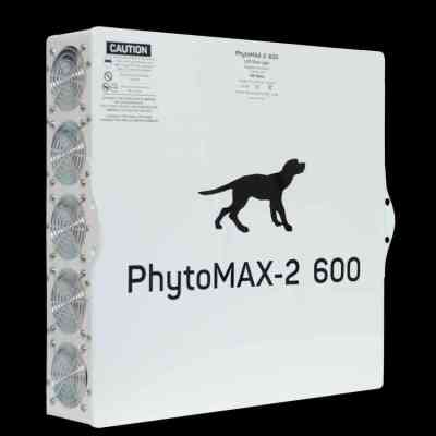 PhytoMAX-2 600 Grow Lights > Black Dog LED