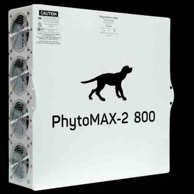 PhytoMAX-2 800 Grow Lights > Black Dog LED