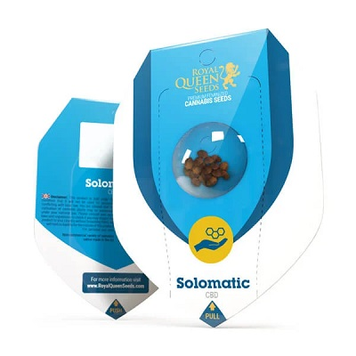 Solomatic CBD > Royal Queen Seeds