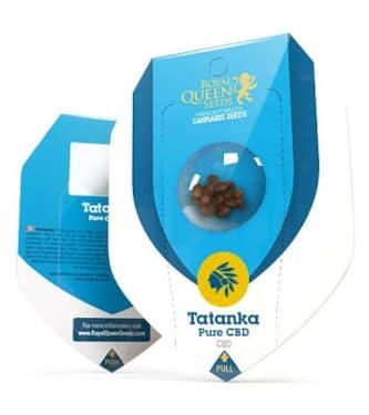 Tatanka Pure CBD > Royal Queen Seeds